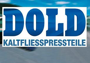 Logo-Relaunch: 3D für DOLD Kaltfliesspressteile