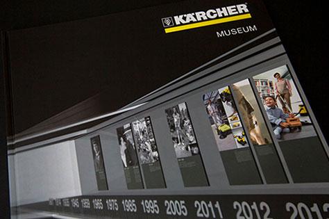 Kärcher-Museumsführer als Buch